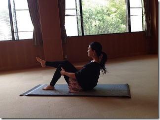 Pilates Instructor Satsuki