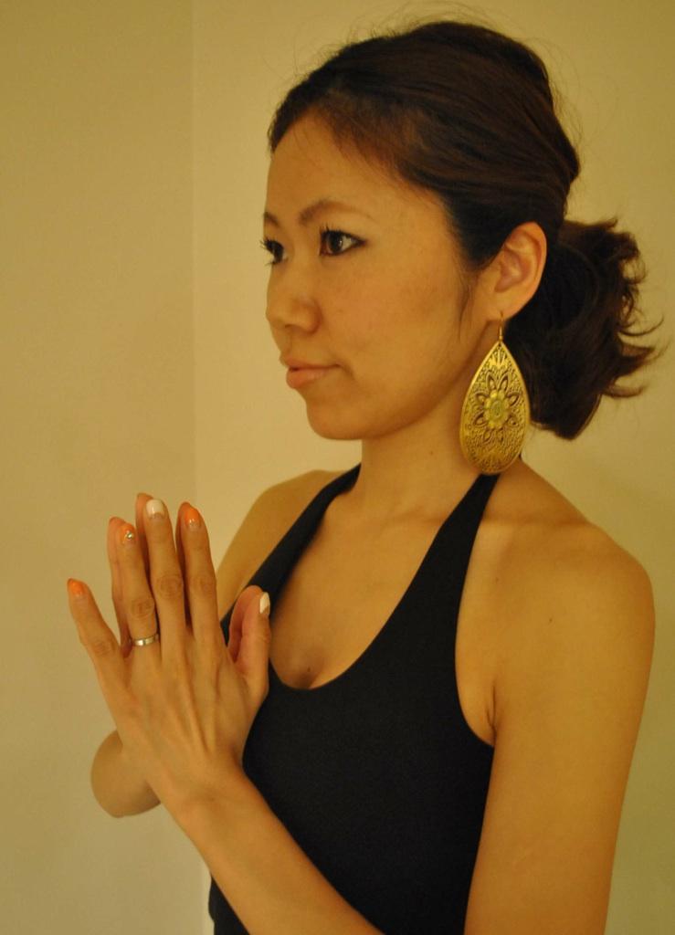 Yoga Instructor Sachi